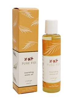 Pure Fiji Nourishing Exotic Oil Mango Travel Size 3 Ounce >>> Click image for more details.