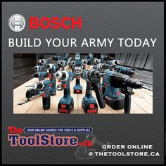 #Bosch Power Tools and industrial equipment @onlinetoolstore