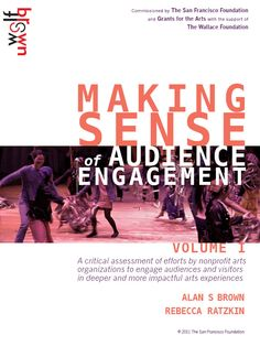 Alan Brown article on Audience Engagement