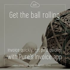 Get the ball rolling! We all know the quicker an invoice is processed the quicker the payment comes in. Pure assists in eliminating the waiting game. Our Invoice App allows you to generate an invoice for a client from as many projects as required and export it as a PDF format. Find out what other tricks we have up our sleeve by clicking