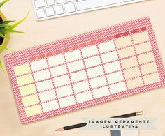 Deskpad Jeanne - 26,7X14cm | Westwing - Casa & Decoração