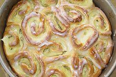Pudding-Schnecken Kuchen