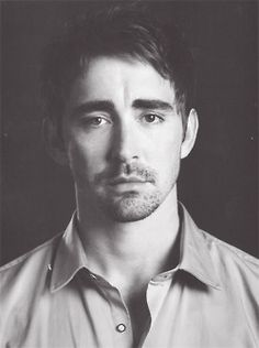 Lee Pace. Meow.