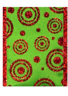Christmas Ribbon - Mini Target - WE Christmas Ribbon, Christmas Holidays, Christmas Decorations, Wreath Supplies, Mesh Ribbon, Target, Kids Rugs, Wreaths, Seasons