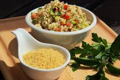 V kuchyni vždy otevřeno . Veg Recipes, Fried Rice, Fries, Salads, Food And Drink, Ethnic Recipes, Bulgur, Plant Based Recipes, Salad