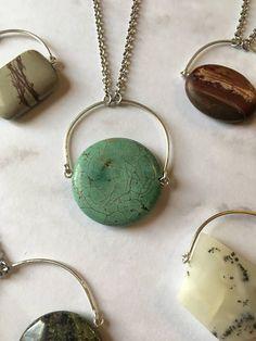 Wire Wrapped Jewelry, Wire Jewelry, Boho Jewelry, Pendant Jewelry, Jewelry Art, Jewelry Gifts, Beaded Jewelry, Jewelery, Silver Jewelry