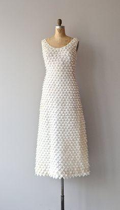 Maison Finesse wedding dress 1960s wedding dress by DearGolden