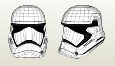 Free starwars the force awakens pepakura files