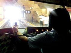 Na cabine do condutor. #cobrasma #metro #subway #urban #saopaulo #sampa #sp #railway #igers #igersbrasil #igerssaopaulo #instasampa #instadroid #metrosp