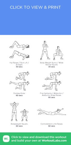 Back & Biceps (Sample gym workout) –click to view and print this illustrated exercise plan created with #WorkoutLabsFit
