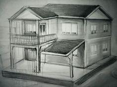 14 En Iyi Karakalem Ev çizimleri Görüntüsü Draw Drawing S Ve Drawings