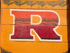 R by tribambuka, via Flickr