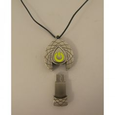 Revolution Pendant USB Necklace
