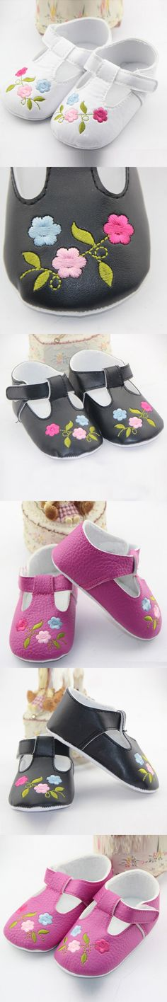 First Walker Newborn baby shoes sapato bebe pink princess children girls shoes newborn brand kids L4 $2.68