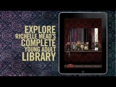 THE WORLD OF RICHELLE MEAD app