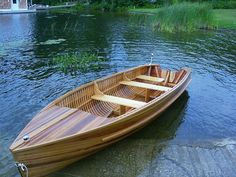 Contemporary Wooden Boats For Sale Wooden Boats For Sale, Wood Boats, Wooden Boat Building, Boat Building Plans, Yacht Design, Boat Design, Sailing Dinghy, Model Boat Plans, Classic Wooden Boats