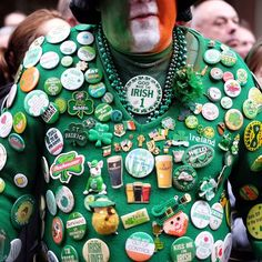 Americans Are Spending Billions to Celebrate St. Patricks Day | GQ