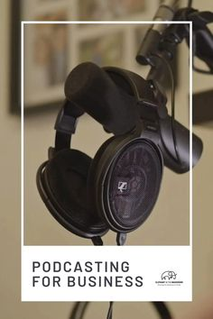Podcasting is an emerging trend in the marketing world which many businesses are embracing. Podcasts are incredibly popular, likely due to their low cost and convenience. The Marketing, Popular, Business, Tips, Popular Pins, Store, Business Illustration, Counseling, Most Popular
