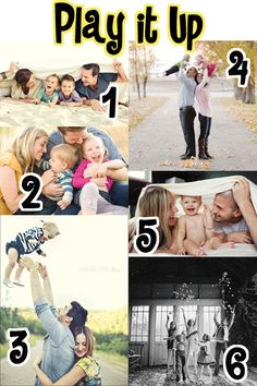 101 Family Picture Tips & Ideas | The Dating Divas
