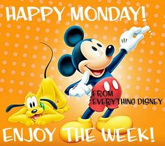 I'm looking forward to a busy, fun week. Enjoy the week everyone