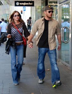 Danneel Harris and Jensen Ackles Photo - Jensen Ackles Out And About In Sydney