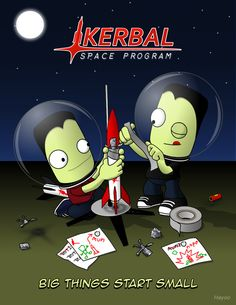 Kerbal Space Program Blog