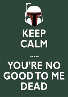 A bit of Star Wars for your morning!
