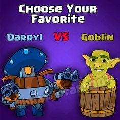 Brawlstars Darryl Goblin  @brawlstars007 Drawing Skills, Drawing Lessons, Giant Skeleton, Free Gems, Baby Dragon, Clash Royale, Step By Step Drawing, Learn To Draw, Goblin