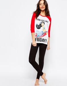 Missimo Jasmine Pyjama Set