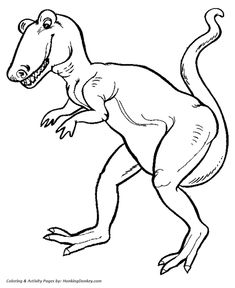 T-Rex Dinosaur coloring pages, Dinosaur coloring pages featuring lots of extinct ancient dinosaur coloring pages. Avengers Coloring Pages, Dinosaur Coloring Pages, Coloring Pages For Kids, Dinasour Party, T Rex, Activities For Kids, Moose Art, 1 Decembrie, Dinosaurs