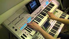 Ein Traum für zwei (Graziano) - Schlagerburschi Tyros 5 Organ Music, Andrea Berg, Andreas, Cool Technology, Dance Music, Landline Phone, Videos, Yamaha, Piano