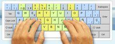 MI KAOS BLANCA: 394 - Aprendemos mecanografía online