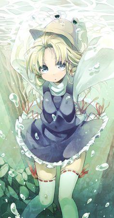 touhou Part 18 - - Anime Image All Anime, Anime Art, Cute Girl Illustration, Otaku, Hyouka, Cute Images, Cosplay, Manga Girl, Kawaii Anime