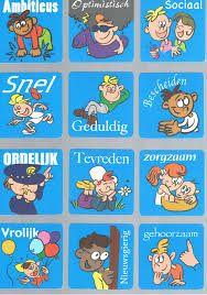 Afbeeldingsresultaat voor het kinderkwaliteitenspel