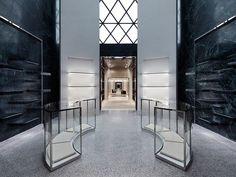 Balenciaga's New Digs - Balenciaga Store1