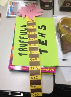 13 Fun and Clever Dr. Seuss Ideas For the Classroom - Truffula Tens - Teach Junkie