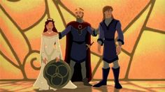 quest for camelot young kayley - Google Search