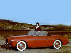 Volvo P1900 Sport Cabriolet (1956)