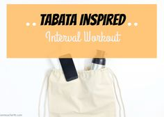 Tabata Inspired Inte