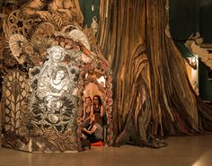 Swoon Blurs the Line Between Art and Activism - NYTimes.com