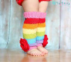 Items similar to Girls Leg Warmers, Crochet Leg Warmers, Robins Egg Striped, Baby, Toddler on Etsy Girls Leg Warmers, Baby Leg Warmers, Crochet For Kids, Crochet Baby, Knit Crochet, Crochet Gloves, Hand Crochet, Kids R Us, Children
