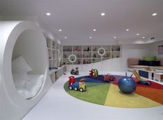 Playroom Basement Design Ideas, Pictures, Remodel and Decor