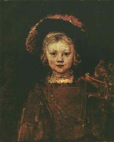 Rembrandt, Titus.