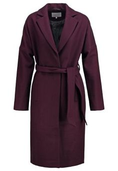 Wollmantel / klassischer Mantel - winetasting Mint And Berry, Wine Tasting, Favorite Color, Must Haves, Duster Coat, Wrap Dress, Burgundy, Style Inspiration, My Style