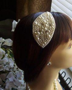 Wedding Headband,Bridal Hearlband,Rhinestone Headband,Wedding Accessories on Etsy, $18.00