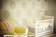 Pink, Gray, & Yellow Nursery « Spearmint Baby