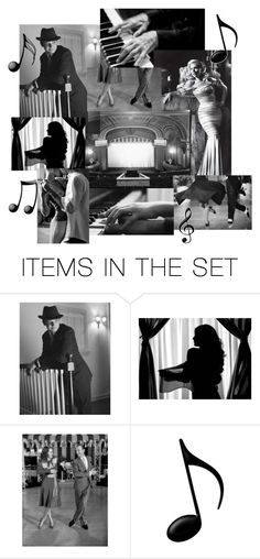 """""""40's Musical Theatre AU - Clintasha Advent 2016"""" by crazy4orcas ❤ liked on Polyvore featuring art and C4OAvengers"""