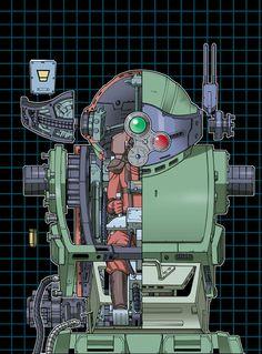 VOTOMS Armored Suit