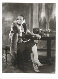 [ The Socialite ] by James Van Der Zee, photographer, 1920s
