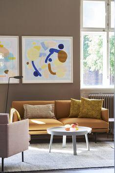 Muuto at Nomad - via Coco Lapine Design blog